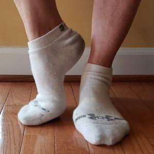 Under Armour Worn Socks